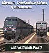 click here to learn about our new Amtrak Genesis Pack 2 for Microsoft Train Simulator