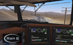 RUN 8 TRAIN SIMULATOR 2012 - 2013