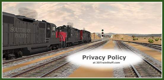 3D Train Stuff privacy policy