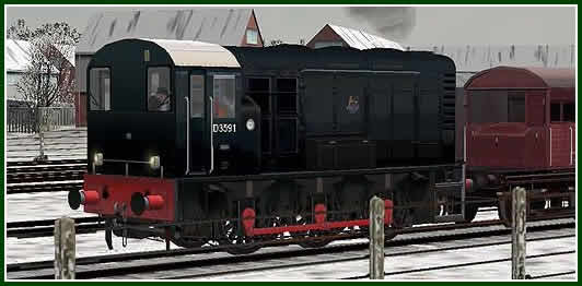 Trainsim Addons - The Swanage Bonus Pack For Our Swanage Route - an
