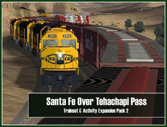 Microsoft Train Simulator Australian Trains